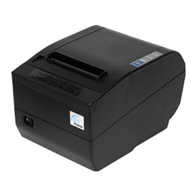 EC Line EC-PM-80320-ETH, Impresora de Tickets, Térmica Directa, 203 x 203 DPI, USB 2.0, Negro