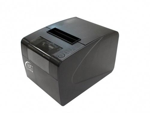EC Line EC-PM-80360, Impresora de Tickets, Térmica Directa, 203 x 203 DPI, USB 2.0, Negro