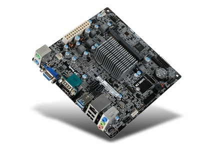 Tarjeta Madre ECS Mini ITX BSWI-D2-N3060(v2.0), Intel Celeron N3060 Integrada, HDMI, 8GB DDR3 para Intel