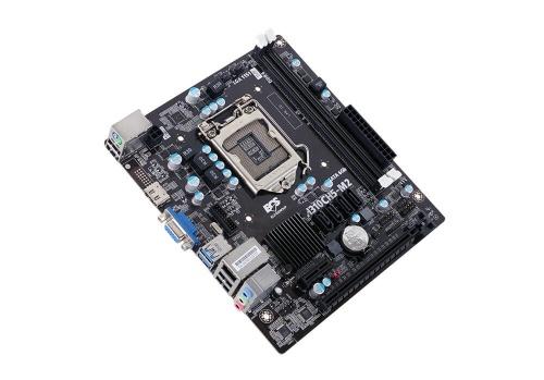 Tarjeta Madre ECS Micro ATX H310CH5-M2, S-1151, Intel H310, HDMI, 32GB DDR4 para Intel ― Compatibles solo con 8va y/o  9va Generación (Revisar modelos aplicables)