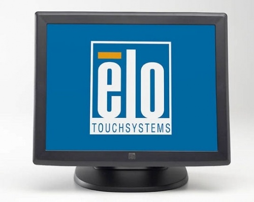 Elo TouchSystems 1515L LCD Touchscreen 15'' Gris Obscuro
