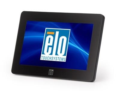 "Elo TouchSystems 0700L LCD TouchScreen 7"", Widescreen, Negro"