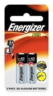 Energizer Pila Desechable, 12V, 2 Piezas
