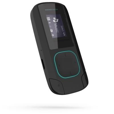 Energy Sistem Reproductor MP3 426508, 8GB, Bluetooth, USB 2.0, Negro