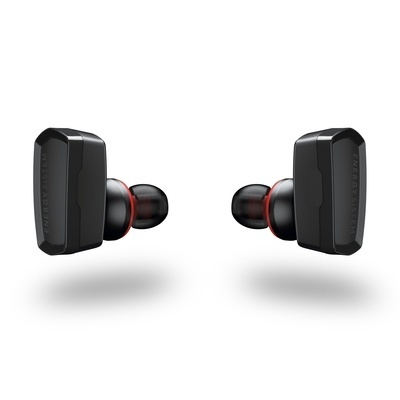 Energy Sistem Audífonos Intrauriculares Earphones 6 True Wireless, Inalámbrico, Bluetooth, Negro