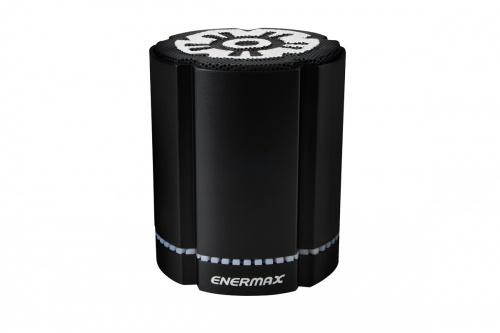 Enermax Bocina Portátil EAS02S, Bluetooth, Inalámbrico, 4W RMS, Azul