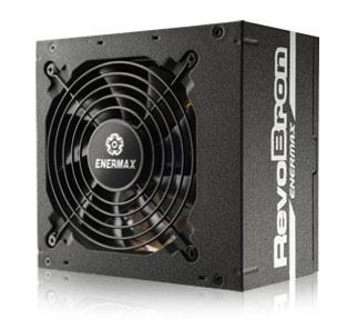 Fuente de Poder Enermax RevoBron 500W 80 PLUS Bronze, 24-pin ATX, 120mm, 500W