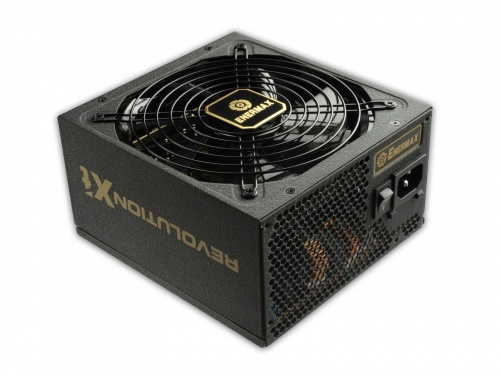 Fuente de Poder Enermax Revolution X't II 80 PLUS Gold, 24-pin ATX, 139mm, 650W