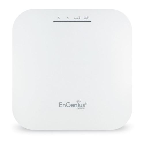 Access Point EnGenius con Sistema de Red WiFi-Fi en Malla EWS357AP, 1200 Mbit/s Mbit/s, 1x RJ45, 2.4/5GHz, 1 Antena Interna de 3dBi