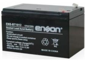 Enson Bateria de Respaldo ENS-BT1012, 10.000mAh, 12V