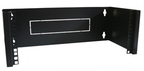 Enson Panel Posterior para Rack 4U, Negro