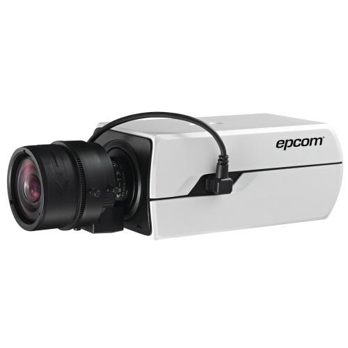 Epcom Cámara CCTV Bullet para Interiores BX4K-TURBO, Alámbrico, 3840 x 2160 Pixeles