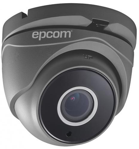 Epcom Cámara CCTV Domo Turbo HD IR para Interiores/Exteriores E30TURBOEXIRZ, Alámbrico, 2052 x 1536 Pixeles, Día/Noche