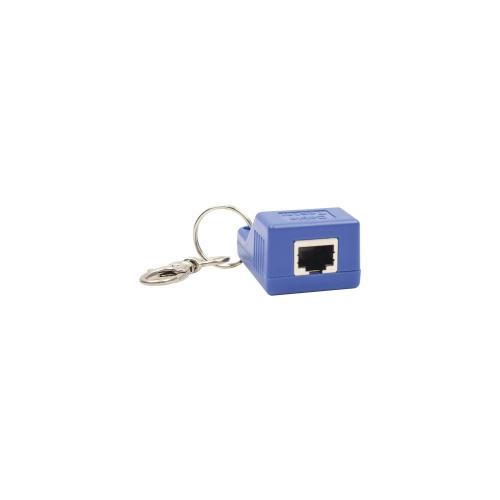 Epcom Receptor Pasivo de Video EPMON255R, RJ-45 Hembra, Azul