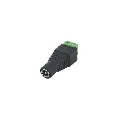 Epcom Adaptador Tipo Jack 3.5mm, 12V, Negro/Verde