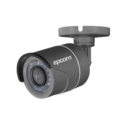 Epcom Cámara CCTV Bullet TurboHD IR para Interiores/Exteriores LB7TURBOX, Alámbrico, 1280 x 720 Pixeles, Día/Noche