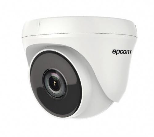 Epcom Cámara CCTV Bullet IR para Interiores LE7-TURBO-IG2, Alámbrico, 1280 x 720 Pixeles, Día/Noche