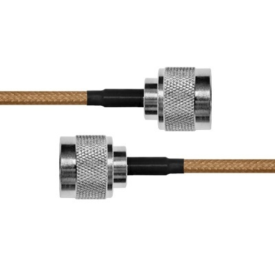 Epcom Cable Coaxial N Macho - TNC Macho, 60cm, Multicolor