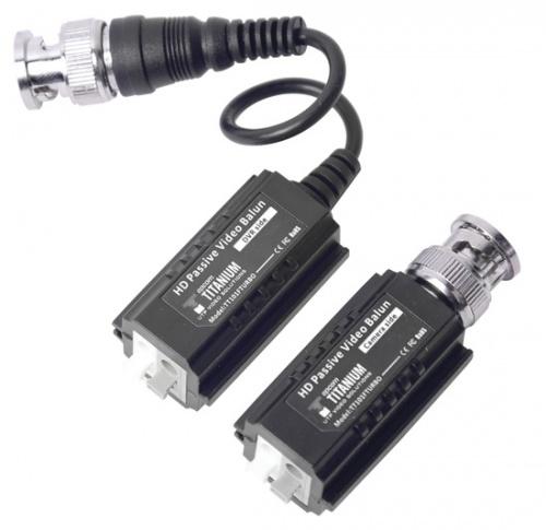 Epcom Kit Transceptor Pasivo TT-101-F-TURBO, BNC, Negro