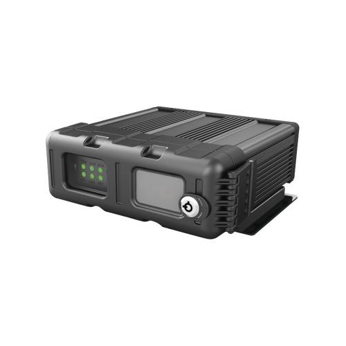 Epcom DVR Móvil de 5 Canales XMR401AHD para 2 Memorias SD, máx.128GB, 1x USB 2.0