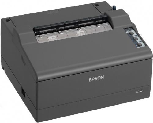 Epson LX-50, Impresora de Tickets, Matriz de Puntos, Alámbrico