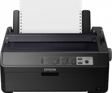 Epson FX-890II, Blanco y Negro, Matriz de Puntos, 9 Pines, Paralelo/USB 2.0, Print