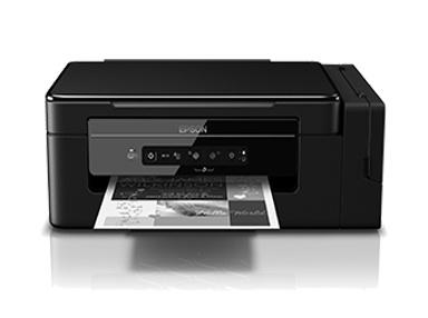 Multifuncional Epson EcoTank L395, Color, Inyección, Tanque de Tinta, Inalámbrico, Print/Scan/Copy