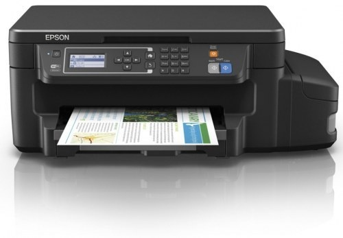 Multifuncional Epson EcoTank L606, Color, Inyección, Tanque de Tinta, Print/Scan/Copy