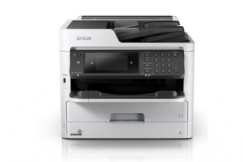 Multifuncional Epson WF-C5790, Color, Inyección, Print/Scan/Copy/Fax