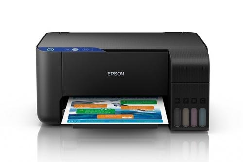 Multifuncional Epson EcoTank L3110, Color, Inyección, Tanque de Tinta, Print/Scan/Copy