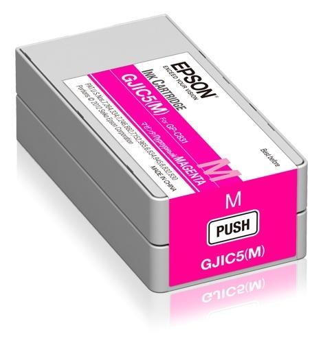 Cartucho Epson GJIC5(M) Magenta, 32.5ml
