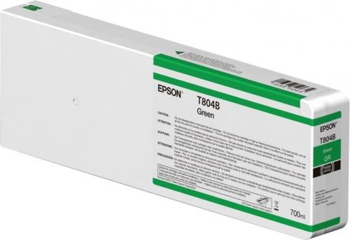Cartucho Epson T804B00 Verde UltraChrome HDX 700ml