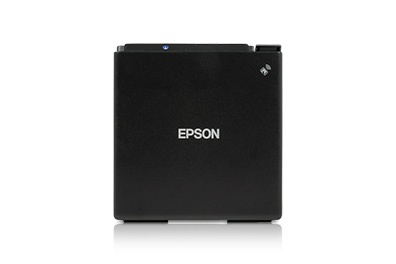 Epson TM-m30, Impresora de Tickets Térmica, Bluetooth, Negro - incluye Fuente de Poder