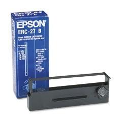 Cinta Epson ERC-27B Negro