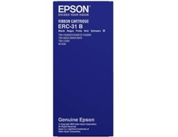 Cinta Epson ERC-31B Negro