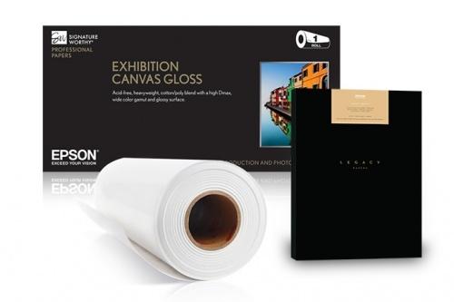Epson Rollo de Papel Estandar Proofing 205 g/m², 49.9m x 43.1cm, Blanco