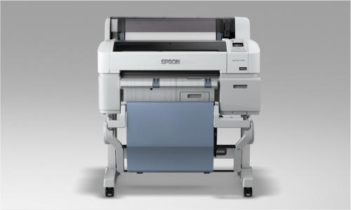 Plotter Epson SureColor T3270 24'', RTL, Color, Inyección, Print