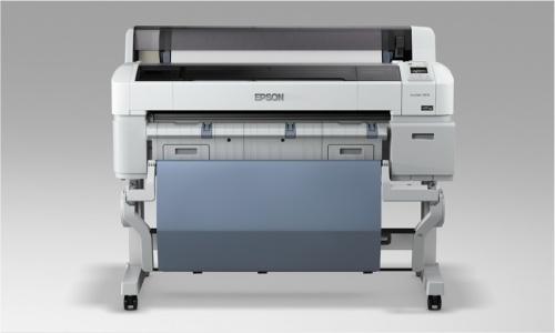 Plotter Epson SureColor T5270 36'', RTL, Color, Inyección, Print