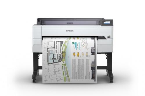 Plotter Epson T5470 36'', Color, Inyección, Print ― Para validar su garantía requiere instalación de la marca, favor de contactar a servicio al cliente