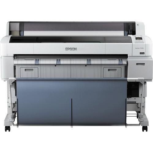 Plotter Epson SureColor T7270 Doble Rollo 44'', Color, Inyección, Print ― Para validar su garantía requiere instalación de la marca, favor de contactar a servicio al cliente