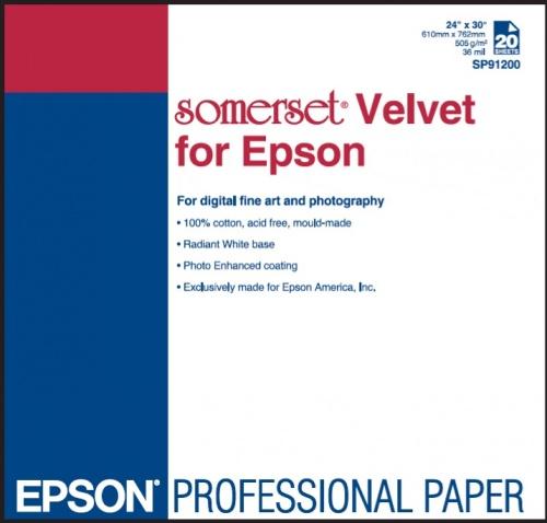Epson Papel Fotografico SP91200 505 g/m², 24