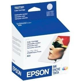 Cartucho Epson T027201 Color