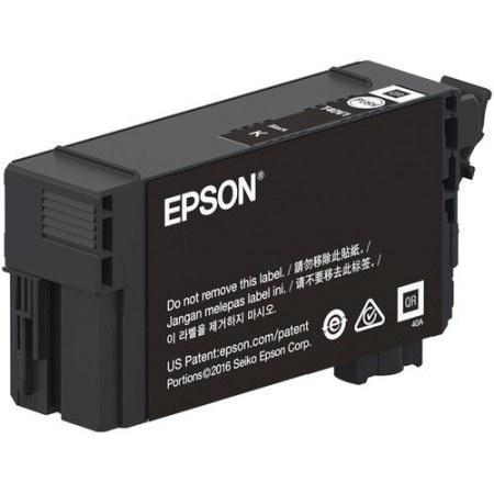 Cartucho Epson T41P Ultrachrome XD2 Alto Rendimiento Negro, 350ml