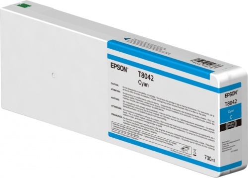 Epson UltraChrome HD Cyan 700ml