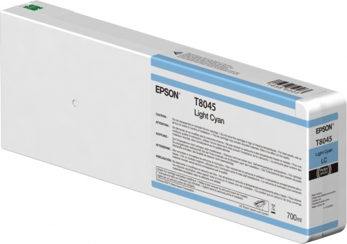 Epson UltraChrome HD Cyan Claro 700ml