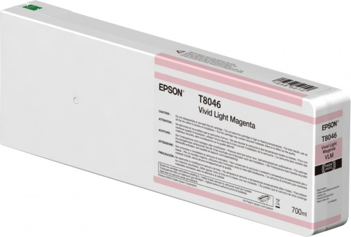 Epson UltraChrome HD Magenta Claro Vivo 700ml