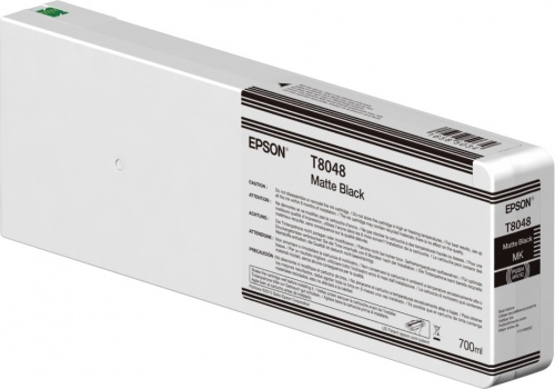 Epson UltraChrome HD Negro Mate 700ml