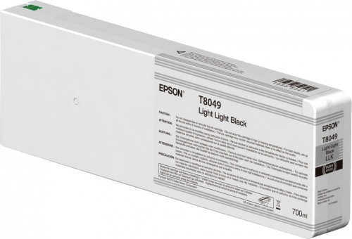 Epson UltraChrome HD Negro Claro Claro 700ml