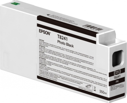 Epson UltraChrome HD Negro Fotográfico 350ml
