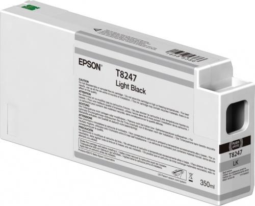 Epson UltraChrome HD Negro Claro 350ml